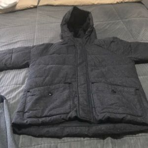 Grey Men's Wintercoat